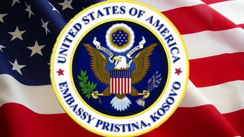 Ambasada amerikane për shpërndarjen e Kuvendit: Hap i rëndësishëm drejt krijimit të qeverisë së re