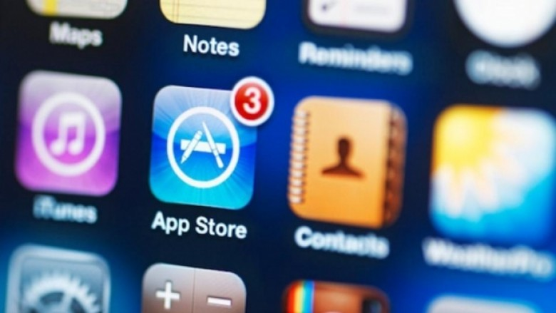 Apple shet 300 milionë dollarë aplikacione për një ditë