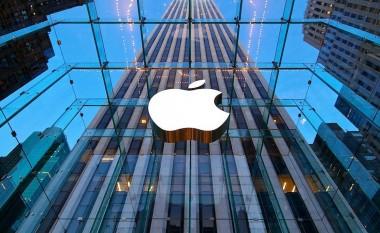 Apple tashmë kompani një trilion dollarëshe