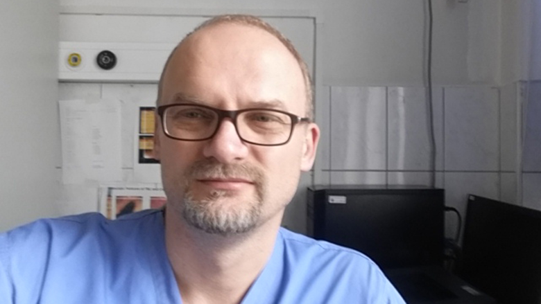 Dr. Arbër Veliu, specialist Gastroenterolog – Hepatolog