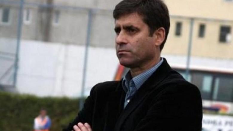 Arbnor Morina, trajner i ri i Dritës