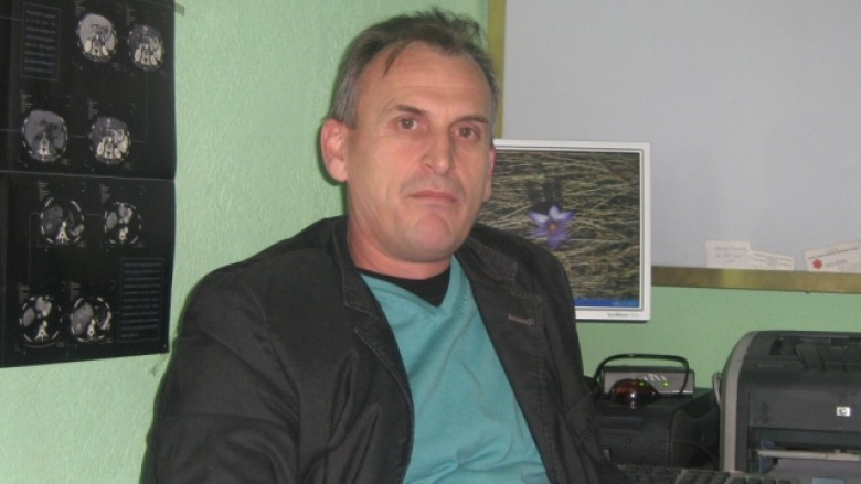 Ass. Dr. Ilir Ahmetgjekaj – radiolog