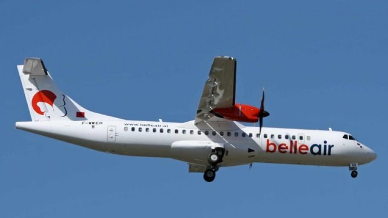 Belle Air pezullon pa afat të gjitha fluturimet