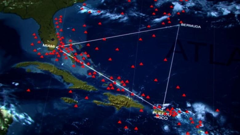 Dhjetë fakte të çuditshme për Trekëndëshin e Bermudës (Video)