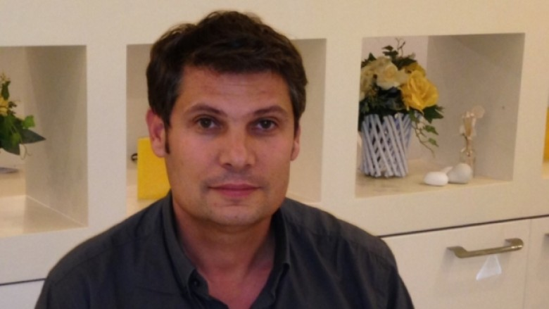 Dr. Saudin Maliqi, Mr.Sci. kirurg torakal