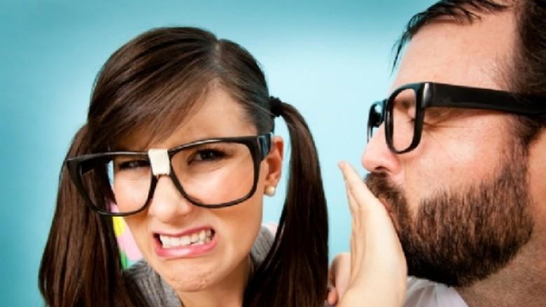 Era e pakëndshme e gojës, dhe problemi shëndetësor