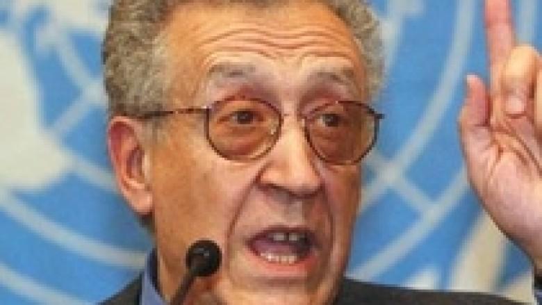 Brahimi: Assad duhet të përfundojë pushtetin