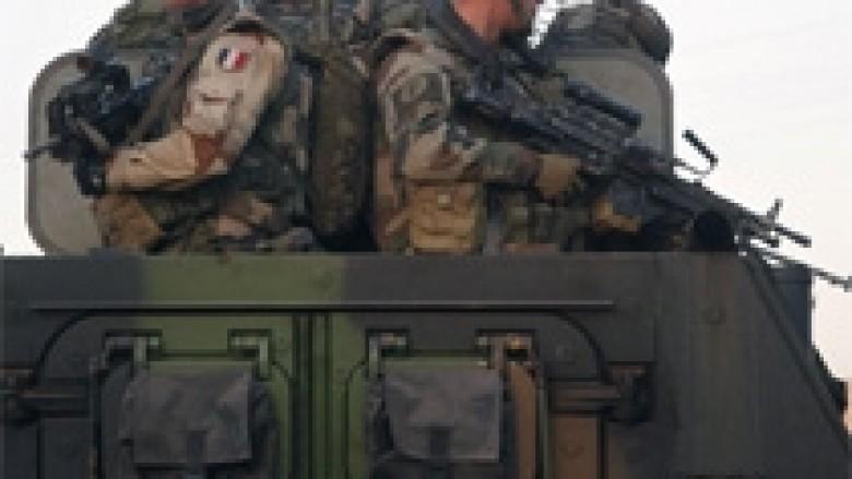 Franca do nisë ofensivë tokësore në Mali