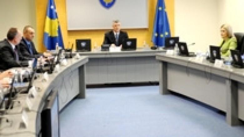 Thaçi: S'ka bisedime për organizimin e brendshëm të shtetit
