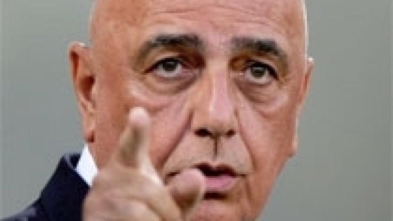 Galliani: I vështirë transferi i Kakas
