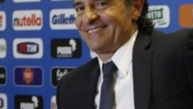 Prandelli: Conte ka bërë punë të mirë te Juve