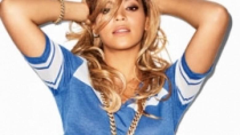 Beyonce për pak sa nuk shfaqi gjoksin (Foto)