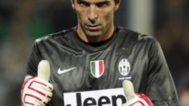 Buffon meriton Topin e Artë, thotë Agnelli