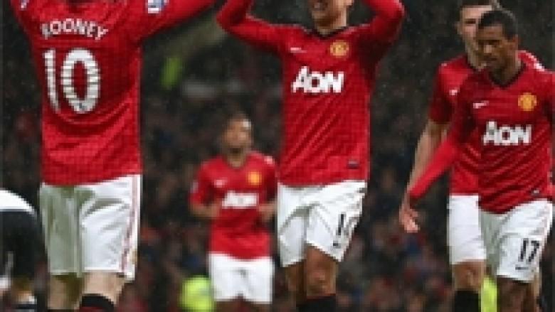 FA Cup, Unitedi me stil në 1/8 e finales