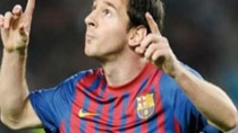 Messi të zgjatë kontratën javën e ardhshme
