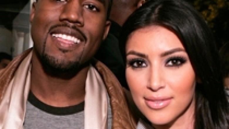 Kanye West nevoz para lindjes së Kim