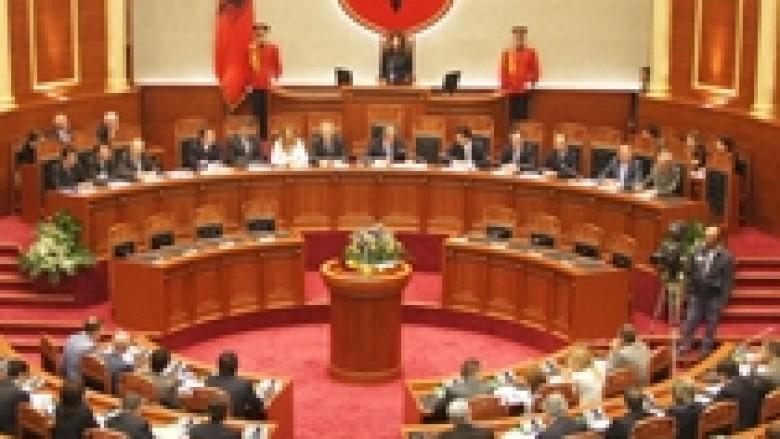 Kuvendi voton për ndarjen e mandateve