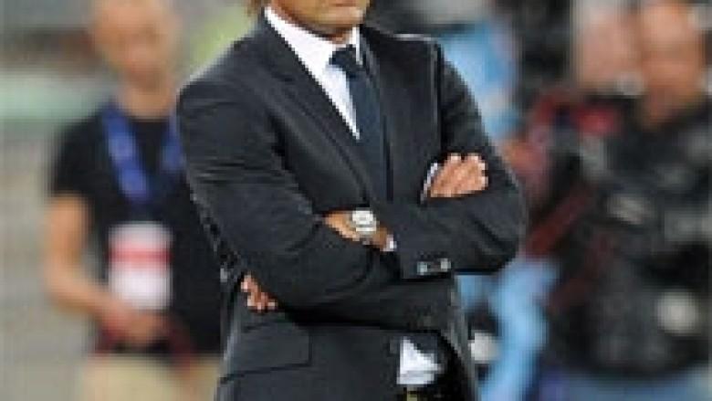 Conte nuk brengoset për formën e Juventusit