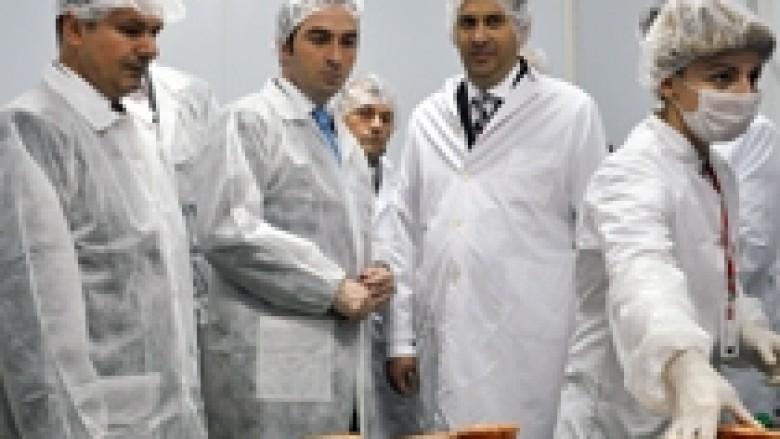 5.5 milionë euro për agropërpunimin e produkteve