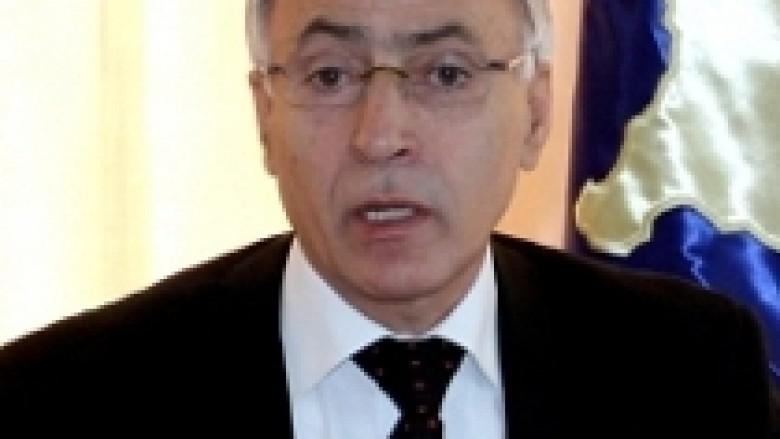 Krasniqi dënon incidentet në veri