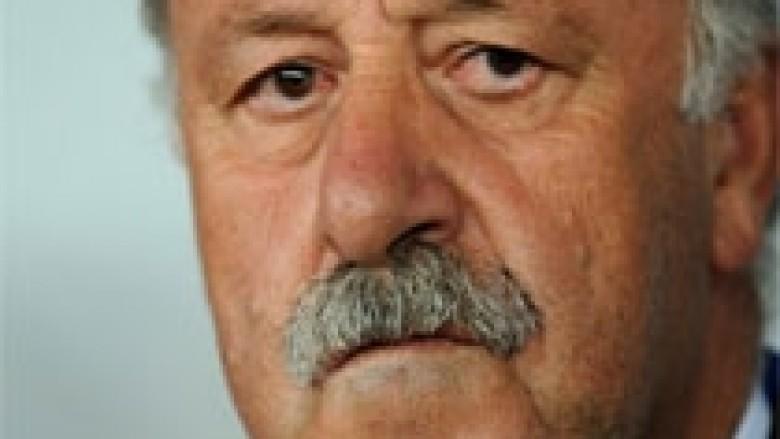 Del Bosque: Barca dhe Reali favoritë në LK