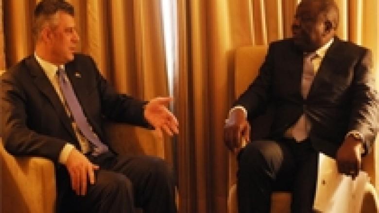 Thaçi kërkoi njohjen nga Zimbabve