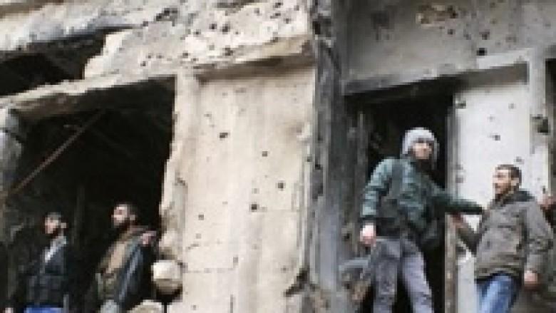NYT: Armët kroate në duart e opozitës siriane