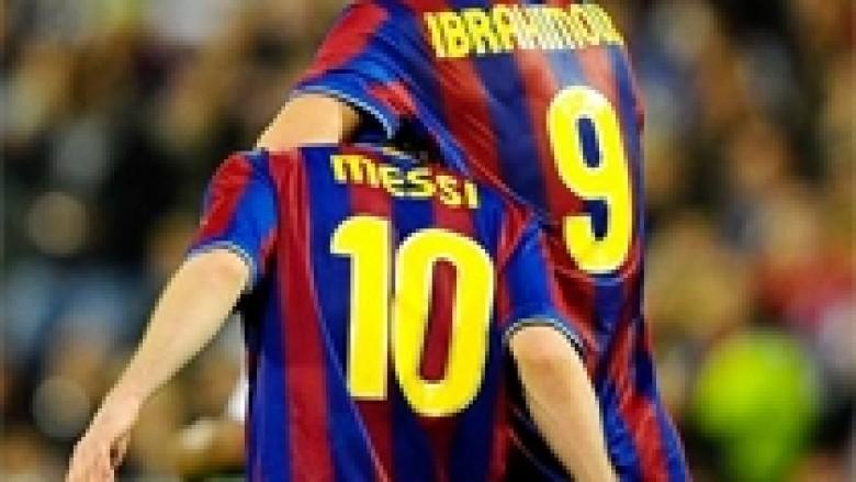 Ibra: Topit të Artë t'ia ndërrojnë emrin, ta quajnë 'Messi'