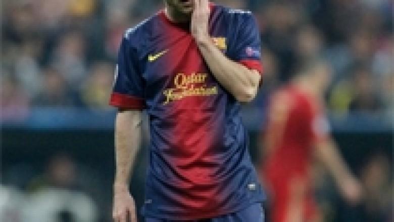 Messi: Nuk u ndjeva 100 për qind i gatshëm