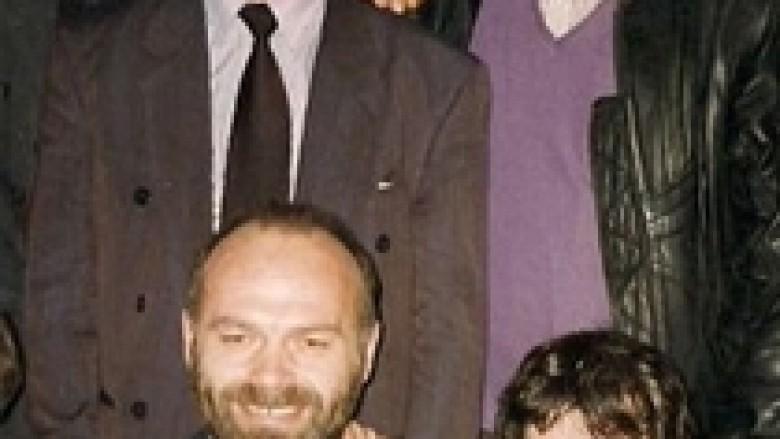 Demaçi dhe Tahir Zemaj, bashkë në fotografi