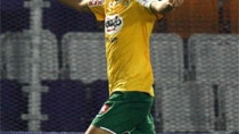 Zyrtare: Rapid Viena transferon Atdhe Nuhiun