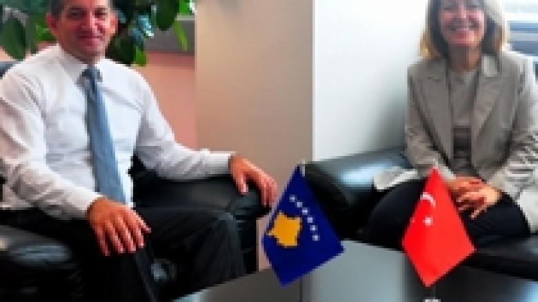 Bashkëpunim me Turqinë në ekonomi dhe financa