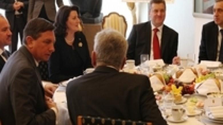 Jahjaga: Politika zgjeruese e BE-së duhet të vazhdojë