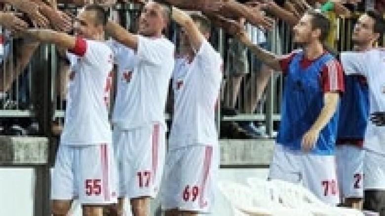 Skënderbeu eliminohet nga LK