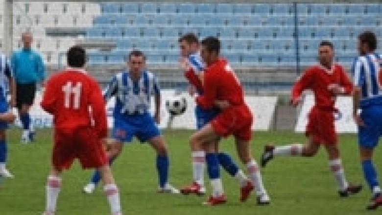 Futboll: Derbi në Prizren