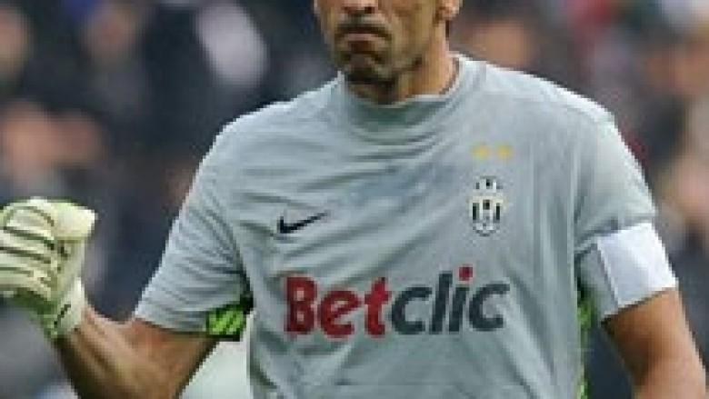 Buffon: Dua kontratë afatshkurtër