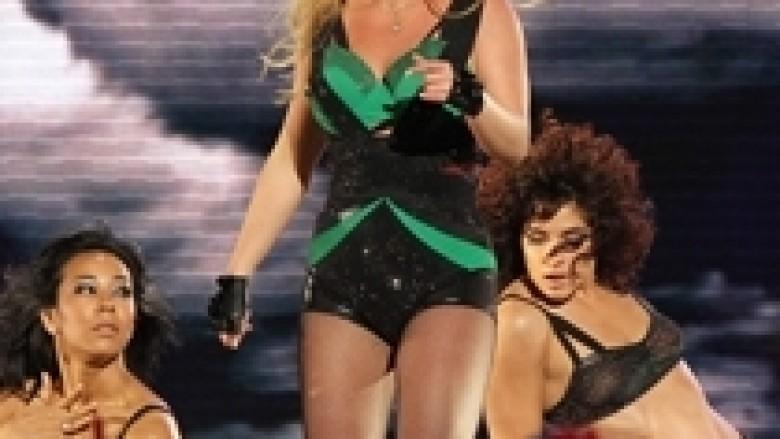 Britney Spears fillon albumin e ri