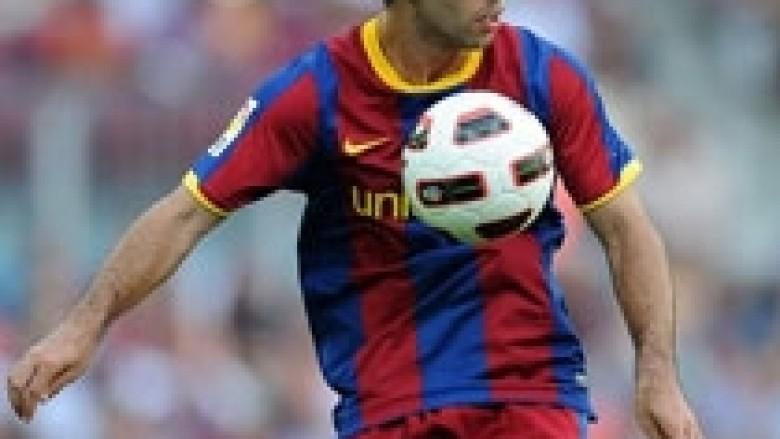 Mascherano: Messi është një vrasës në fushë