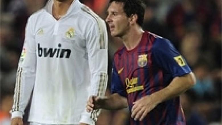 Për Sir Alex, Messi e Ronaldo të njëjtë