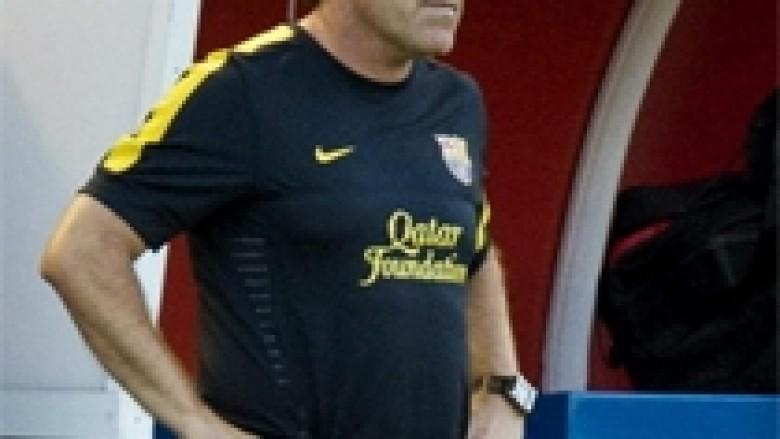 Roura trajner i përkohshëm i Barcës