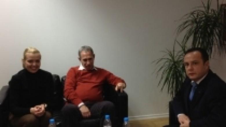 Në Sofje u diskutua për basketbollin kosovar dhe ligën ballkanike
