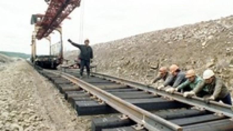 Shpallet tenderi për hekurudhën Maqedoni-Shqipëri
