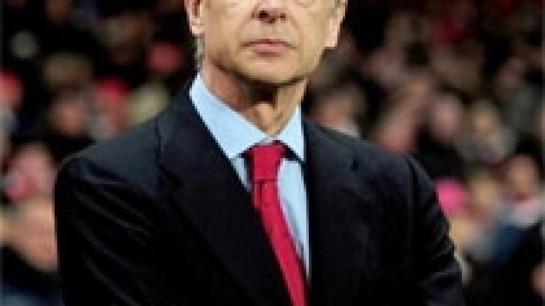 Wenger: Unë e kam bërë Arsenalin të kompletuar