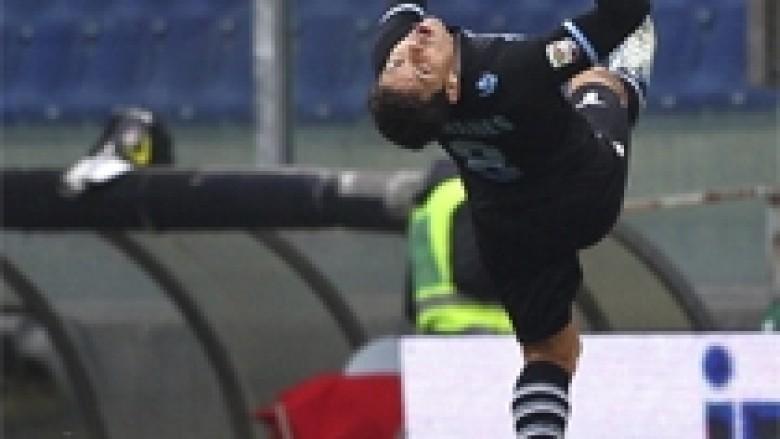 Lazio e Viola zhvendosin Interin