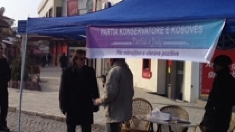 Skenës politike i shtohet edhe Partia Konservatore e Kosovës