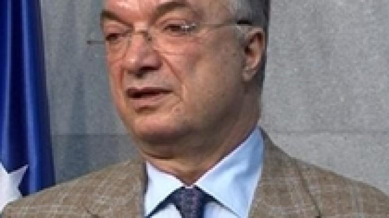 Haliti kryetar i PDK-së ne Pejë
