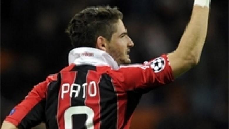 Pato në rrugë për te Corinthians