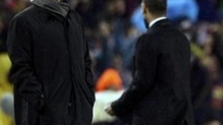 Mourinho nuk flet për të ardhmen
