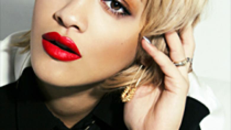Rita Ora para kamerës së Fadil Berishës