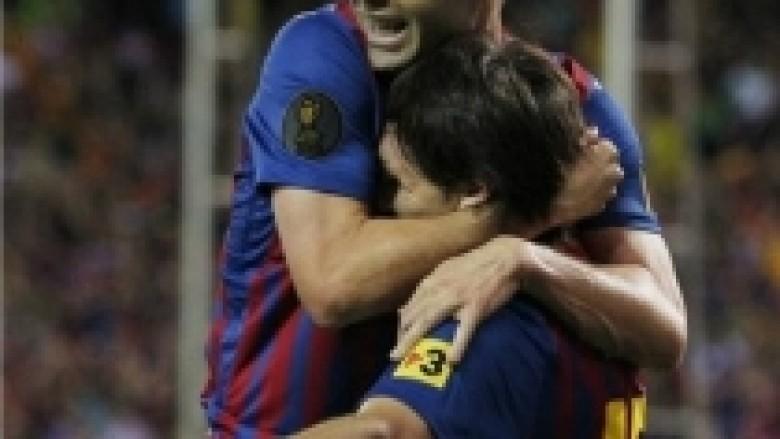 Iniesta: Cikli fitues i Barcës do të vazhdojë
